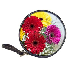 Flowers Gerbera Floral Spring Classic 20 Cd Wallets