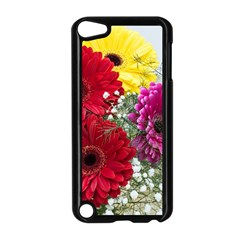 Flowers Gerbera Floral Spring Apple Ipod Touch 5 Case (black)