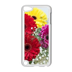 Flowers Gerbera Floral Spring Apple Ipod Touch 5 Case (white)