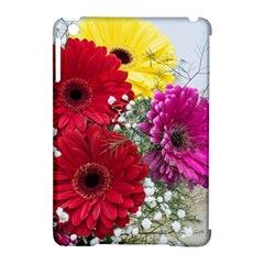 Flowers Gerbera Floral Spring Apple Ipad Mini Hardshell Case (compatible With Smart Cover)