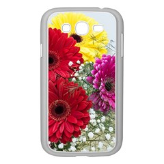 Flowers Gerbera Floral Spring Samsung Galaxy Grand Duos I9082 Case (white)