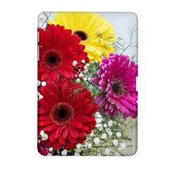 Flowers Gerbera Floral Spring Samsung Galaxy Tab 2 (10 1 ) P5100 Hardshell Case