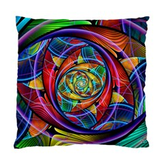 Eye of the Rainbow Standard Cushion Case (Two Sides)