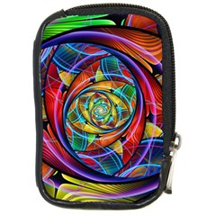 Eye of the Rainbow Compact Camera Cases