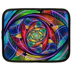 Eye of the Rainbow Netbook Case (XXL)