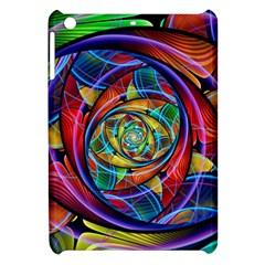 Eye of the Rainbow Apple iPad Mini Hardshell Case