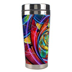 Eye of the Rainbow Stainless Steel Travel Tumblers