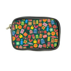 Presents Gifts Background Colorful Coin Purse