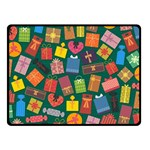 Presents Gifts Background Colorful Fleece Blanket (Small) 50 x40 Blanket Front