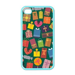 Presents Gifts Background Colorful Apple Iphone 4 Case (color)