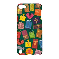 Presents Gifts Background Colorful Apple Ipod Touch 5 Hardshell Case