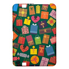 Presents Gifts Background Colorful Kindle Fire Hd 8 9