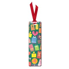 Presents Gifts Background Colorful Small Book Marks