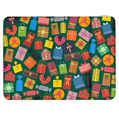 Presents Gifts Background Colorful Samsung Galaxy Tab 7  P1000 Flip Case