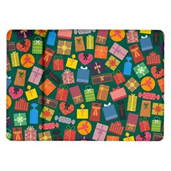 Presents Gifts Background Colorful Samsung Galaxy Tab 10 1  P7500 Flip Case