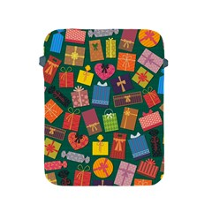 Presents Gifts Background Colorful Apple Ipad 2/3/4 Protective Soft Cases