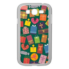Presents Gifts Background Colorful Samsung Galaxy Grand Duos I9082 Case (white)