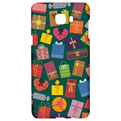 Presents Gifts Background Colorful Samsung C9 Pro Hardshell Case