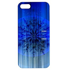 Background Christmas Star Apple Iphone 5 Hardshell Case With Stand