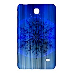 Background Christmas Star Samsung Galaxy Tab 4 (8 ) Hardshell Case