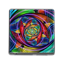 Eye of the Rainbow Memory Card Reader (Square)