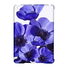 Poppy Blossom Bloom Summer Apple Ipad Mini Hardshell Case (compatible With Smart Cover)