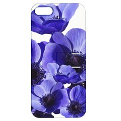 Poppy Blossom Bloom Summer Apple Iphone 5 Hardshell Case With Stand