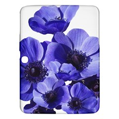 Poppy Blossom Bloom Summer Samsung Galaxy Tab 3 (10 1 ) P5200 Hardshell Case