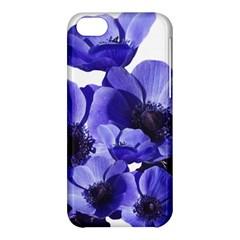 Poppy Blossom Bloom Summer Apple Iphone 5c Hardshell Case