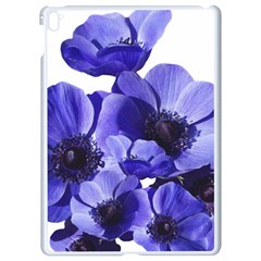 Poppy Blossom Bloom Summer Apple Ipad Pro 9 7   White Seamless Case