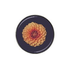 Art Beautiful Bloom Blossom Bright Hat Clip Ball Marker (4 Pack)