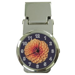 Art Beautiful Bloom Blossom Bright Money Clip Watches