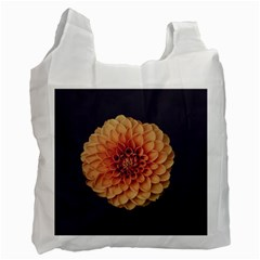 Art Beautiful Bloom Blossom Bright Recycle Bag (two Side)