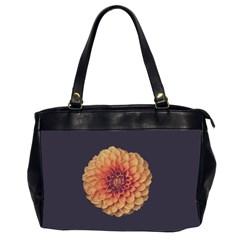 Art Beautiful Bloom Blossom Bright Office Handbags (2 Sides)