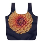 Art Beautiful Bloom Blossom Bright Full Print Recycle Bags (L)  Front