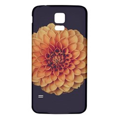 Art Beautiful Bloom Blossom Bright Samsung Galaxy S5 Back Case (white)