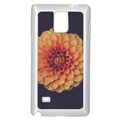 Art Beautiful Bloom Blossom Bright Samsung Galaxy Note 4 Case (white)