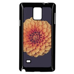 Art Beautiful Bloom Blossom Bright Samsung Galaxy Note 4 Case (Black)