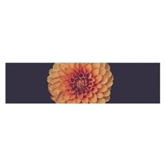 Art Beautiful Bloom Blossom Bright Satin Scarf (oblong)