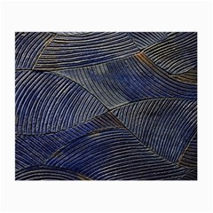 Textures Sea Blue Water Ocean Small Glasses Cloth