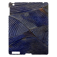 Textures Sea Blue Water Ocean Apple iPad 3/4 Hardshell Case