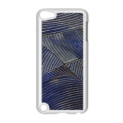 Textures Sea Blue Water Ocean Apple Ipod Touch 5 Case (white)