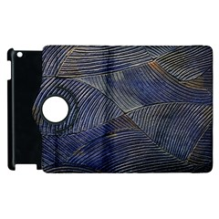 Textures Sea Blue Water Ocean Apple Ipad 3/4 Flip 360 Case
