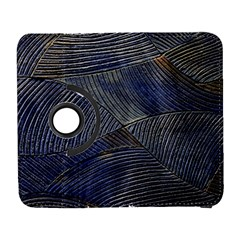 Textures Sea Blue Water Ocean Galaxy S3 (flip/folio)