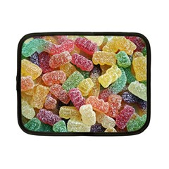 Jelly Beans Candy Sour Sweet Netbook Case (small)