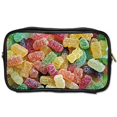 Jelly Beans Candy Sour Sweet Toiletries Bags 2 Side