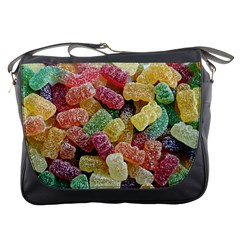 Jelly Beans Candy Sour Sweet Messenger Bags