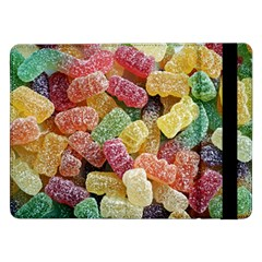 Jelly Beans Candy Sour Sweet Samsung Galaxy Tab Pro 12 2  Flip Case