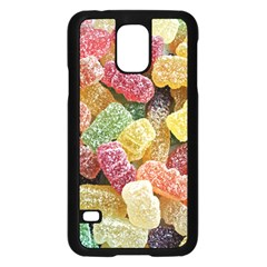 Jelly Beans Candy Sour Sweet Samsung Galaxy S5 Case (Black)