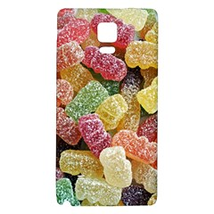 Jelly Beans Candy Sour Sweet Galaxy Note 4 Back Case